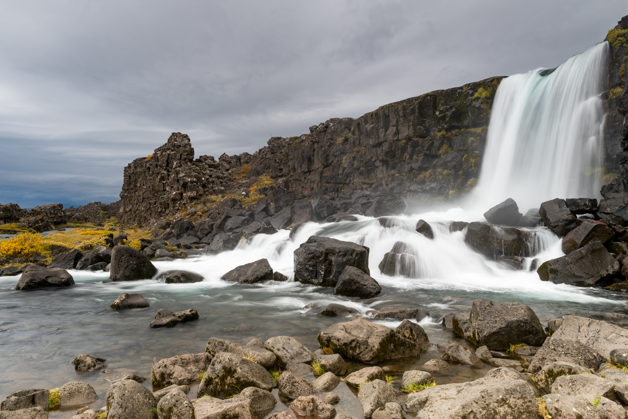 Going green in Iceland