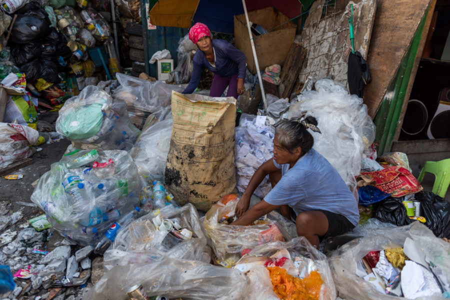 Living in Bin – Philippines
